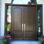 8 ft fibreglass doors