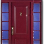 Executive Panel Elliptical Transom